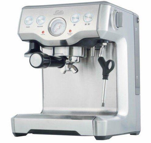 Solis Caffespresso Pro Espressomaschine für 299,70€ (statt 499€?)