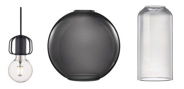 Nordisches Design: Nordlux Pendelleuchten und Gläser für je 12,12€
