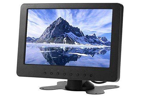 Docooler S701 7 LCD Bildschirm mit EU Stecker für 26,99€ (statt 35€)