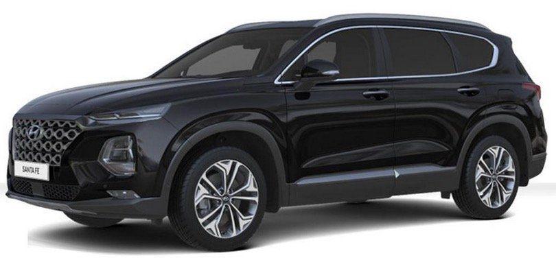 Gewerbeleasing: Hyundai Santa Fe 2.0 CRDi Select für 149€ netto mtl.