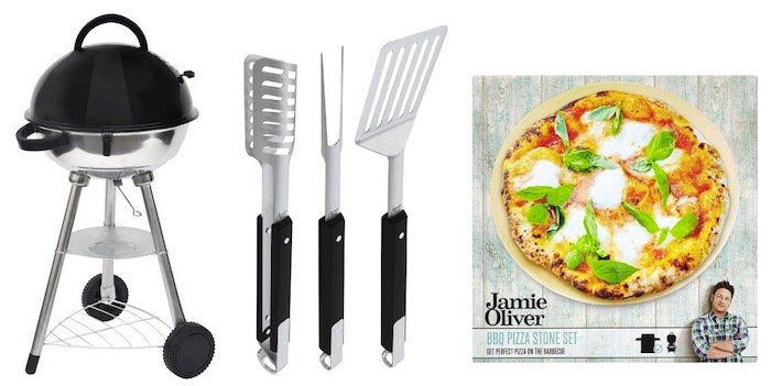 Jamie Oliver Grillzubehör bei Top12 + VSK frei ab 25€   z.B. 24cm BBQ Grillpfanne für 12,12€ (statt 22€)