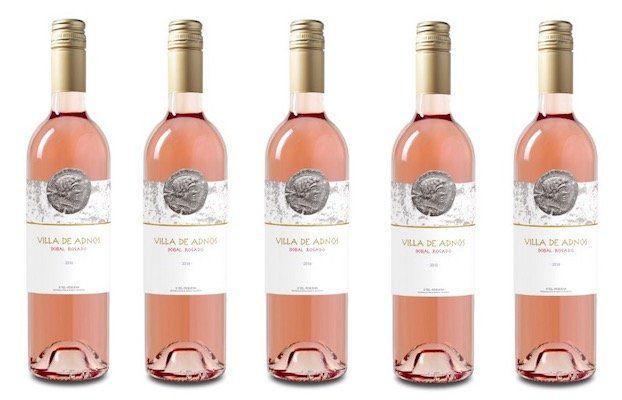 Ausverkauft! 12 Flaschen Bobal Rosado goldprämierter Roséwein für 22,47€   nur 1,87€ je Flasche!
