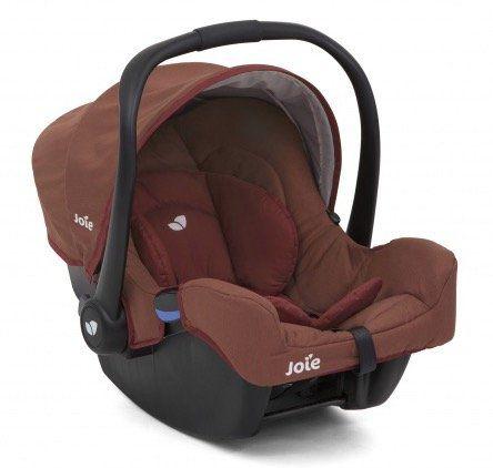 Joie Babyschale Gemm Brick Red für 38,10€(statt 70€)