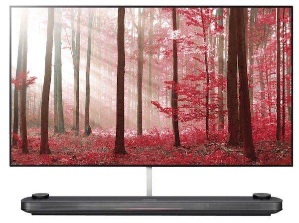 LG OLED77W8   77 Zoll OLED Fernseher für 5.619€ (statt 6.199€) + 624€ in Superpunkten