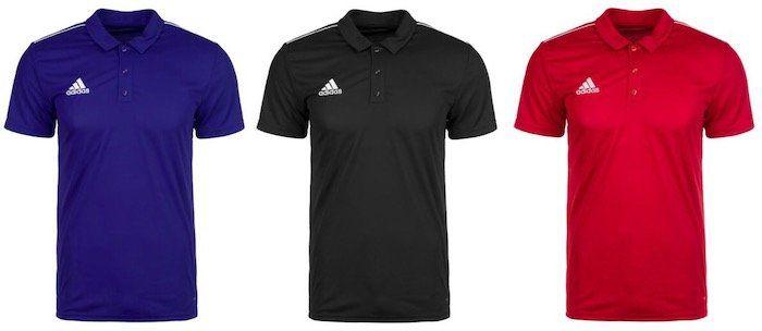 Adidas CORE 18 Poloshirt Herren