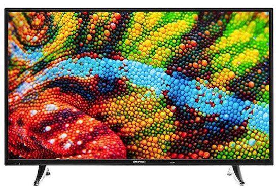Medion P14325   43 Zoll Full HD Fernseher mit Netflix Player für 199,90€