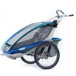 Thule Chariot CX2 Kinderfahrradanhänger für 597,99€ (statt 699€)