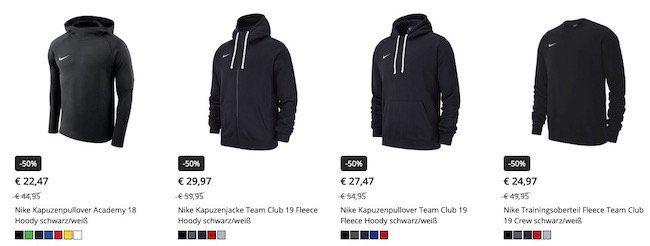Geomix: Sale mit bis zu 70% Rabatt + 10€ Gutschein ab 100€ MBW   adidas, Nike uvm...