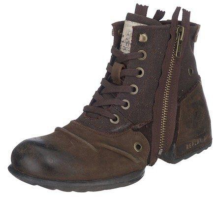 Replay Clutch Herren Stiefeletten aus echtem Leder für 43,19€ (statt 134€)