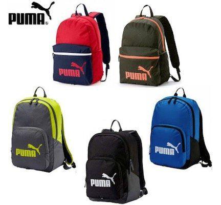Puma Sports Phase Rucksäcke für je 12,90€ (statt 19€)