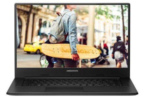 Medion E6246   15,6 Zoll FHD Notebook mit 256GB SSD + Schnellladefunktion für 255€ (statt 350€)   B Ware!