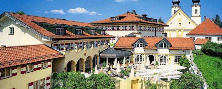 2 ÜN in 5* Residenz Heinz Winkler mit Frühstück und Dinner im 2 Michelin Sterne Restaurant ab 279€ p.P.