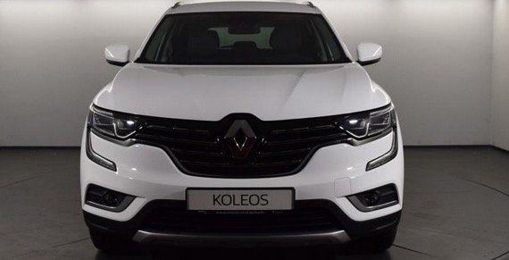 Renault Koleos Limited Blue dCi 150 X Tronic 150PS für 75,31€ Netto mtl. im Gewerbeleasing   LF 0,22