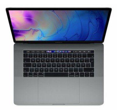 Apple MacBook Pro 15 (2019) mit i7, 16GB Ram, 256GB SSD für 1.999€ (statt 2.139€)