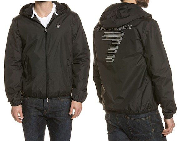 Emporio Armani Ea7 Jacke für 92,35€ (statt 138€)
