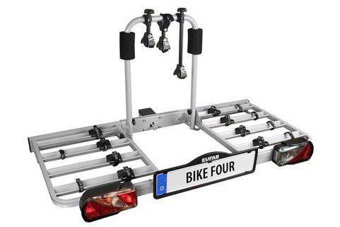 Eufab Fahrradträger Bike Four für 188,95€ (statt 211€)