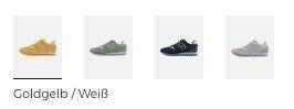Lotto Leggenda Leder Sneaker Tokyo Ginza in vielen Farben und Größen für 62,30€ (statt 85€)