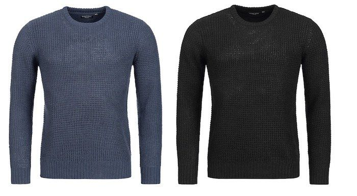 Brave Soul Sweater für je nur 5,55€ + VSK (statt 14€)