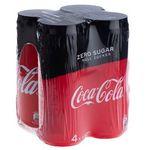 Ausverkauft! 72 Dosen Coca-Cola Zero für 34,17€ inkl. Versand und Pfand (statt 52€)