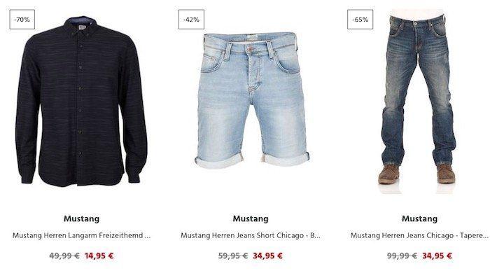 Bis  80% auf Restposten bei Jeans Direct + 15% Gutschein
