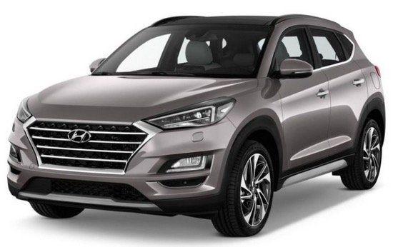Hyundai Tucson 1.6 GDI Pure mit 134PS inkl. Service Paket im Privat Leasing ab 179,49€ mtl. inkl. MwSt.   LF 0,77