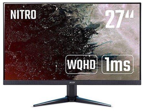 Acer Nitro VG270UP   27 Zoll WQHD Monitor mit 144 Hz für 299€(statt 357€)