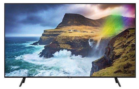 Samsung GQ75Q70R   75 Zoll QLED Fernseher für 2.199€ (statt 2.589€) + 350€ Cashback