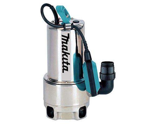 Makita Tauchpumpe PF1110 für Klar  & Schmutzwasser für 80,98€ (statt 91€)