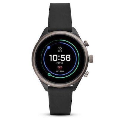 Fossil Damen Smartwatch Sport FTW6024 mit 41mm für 99€ (statt 146€)