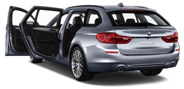 BMW 5er Touring als 530i mit 252PS im Privatleasing für 387€ mtl. (48 Monate/15 TKM)   LF 0,69