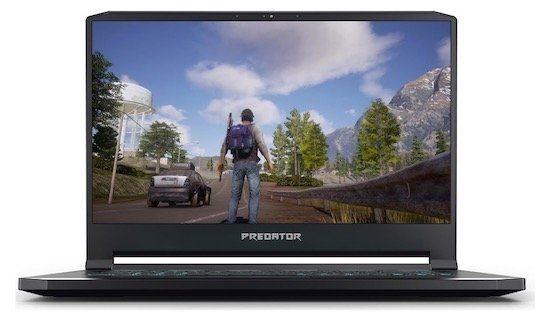 Acer Predator Triton 500 Gaming Notebook mit RTX 2060 + 144 Hz für 1.299€ (statt 1.508€)