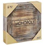 Monopoly Hasbro Holz Sonderedition (seltene Retroausgabe für Sammler) für 31,04€ (statt 49€)