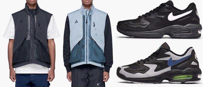 SO TO Sale mit günstigen Marken Klamotten   z.B. Nike Odyssey React Shield für 49,90€ (statt 74€)