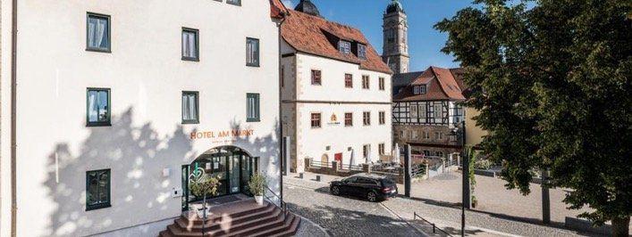 2 ÜN im 4* Hotel in Eisenach am Fuße der Wartburg mit Frühstück, Wein & Kaffee ab 99€ p.P.