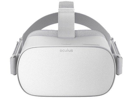 VR Brille Oculus Go mit 64GB in Weiss ab 133,87€ (statt 259€)