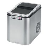 Clatronic EWB 3526 Eiswürfelmaschine für bis zu 15kg für 89,99€ (statt 124€)