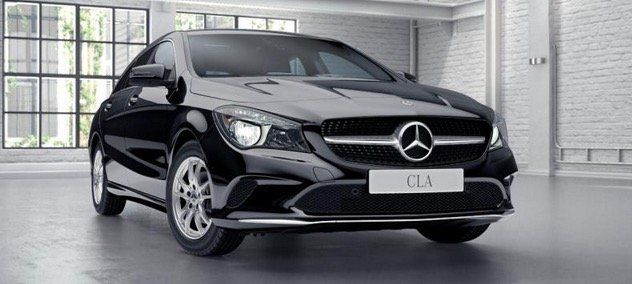 Gewerbe  und Privatleasing: Mercedes Benz CLA 180 Shooting Brake mit 122PS für 285€ mtl.