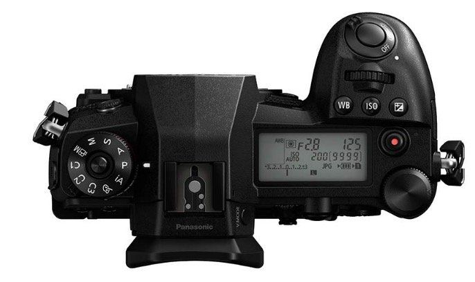 Panasonic DC G9EG K Lumix G Systemkamera für 681,98€ (statt 1.199€)