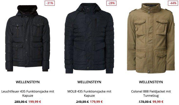Wellensteyn Jacken reduziert + 30% Extra Rabatt   z.B. Wellensteyn Molecule für 105€ (vorher 200€)