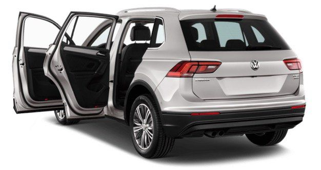 SUV Wochen: VW Tiguan II 1,5 TSI Comfortline mit 150PS im Gewerbe Leasing ab 186€ mtl. netto   LF 0,69