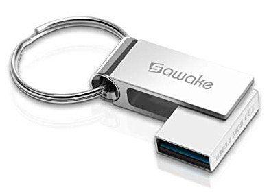 Sawake Stick USB 3.0 mit 64GB Kapazität für 11,89€ (statt 17€)   Prime