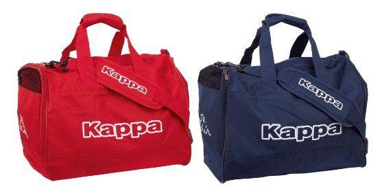 Kappa Tigra Sporttasche in Rot oder Blau für je 9,50€ (statt 13€)