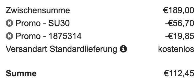 Gutscheinfehler? Fossil Edelstahl Chronograph Forrester für 112€ (statt 189€)