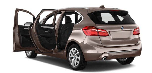 Privat Leasing: BMW 218i Active Tourer Advantage Steptronic mit 140PS ab 299€ mtl.   LF 0,74