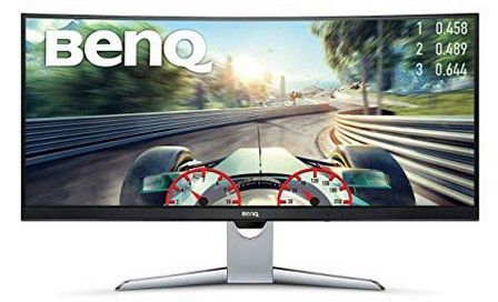 BenQ EX3501R 35 Curved Gaming Monitor (Ultra WQHD, 21:9, 3440x1440) für 471,38€ (statt 542€)