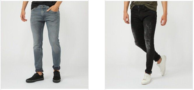 Replay Bekleidungs Sale bei Veepee   z.B. Herren Jeans ab 39,99€ oder Polos ab 24,99€
