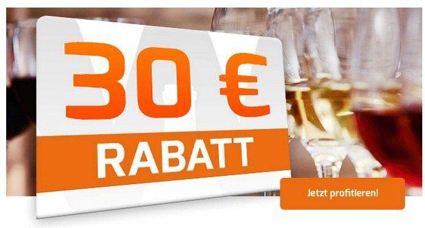 🔥 Knaller: Bei Weinvorteil 30€ Gutschein (MBW 60€)   z.B.  18x Calle Sauvignon Blanc für 38,72€