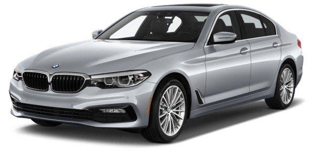 Privat Leasing: BMW 5er Limousine 540i mit 340PS für monatlich 378€ (LF 0,60)   Gewerbe: 288€ netto (LF 0,54)