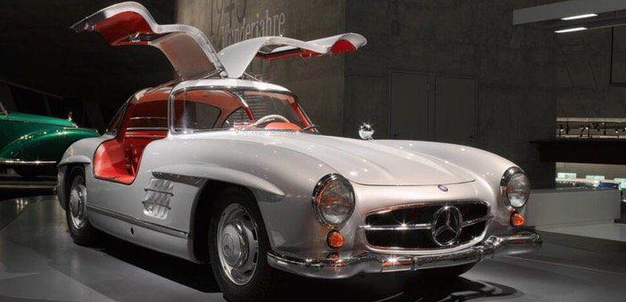Mercedes Benz Museum mit 1 ÜN in Stuttgart mit Frühstück ab 49€ p.P.