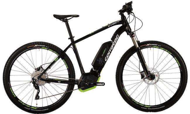 HOT! E Bike Corratec E Power X Vert 29 CX mit Deore XT Schaltwerk für 1.999€ (statt 2.200€)